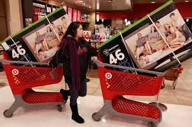 walmart target plan sales blitzes for evening of thanksgiving day