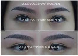 ali tattoo sulam mangga dua square ali tattoo sulam on twitter shading alis http t co o2emkqbsyn