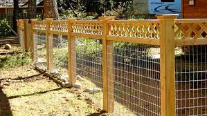 different types of vegetable garden fencing north park wood works