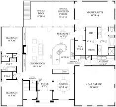 open floor plan house plans one story open floor plan homes designs novic me