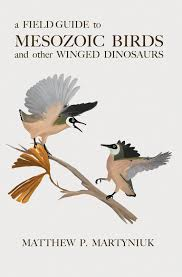 dinogoss coming soon a field guide to mesozoic birds