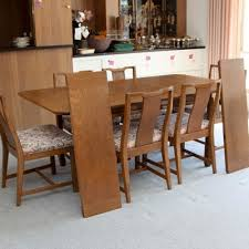 vintage dining room sets vintage dining furniture auction antique dining furniture for