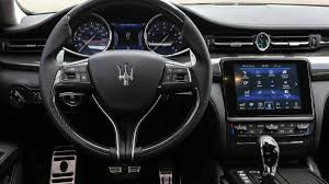 maserati granturismo interior 2016 2017 maserati quattroporte gts review and test drive with