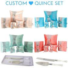 Quinceanera Photo Albums Quinceanera Pillow Ebay