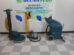 Tile Floor Scrubbing Machine Buy Refurbished Floor Scrubbers From Cleantech In Arkansas