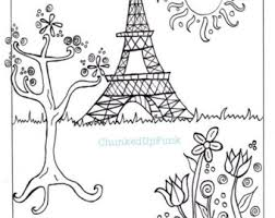 pdf coloring etsy