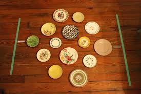 How To Hang Decorative Plates How To Design U0026 Hang A Plate Wall Display Amanda Medlin
