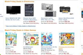 amazon black friday deals amazon black friday and cyber monday deals on sale now