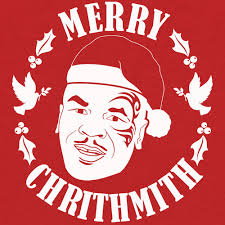 merry crithmith from mike tyson t shirt for strange