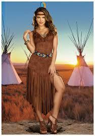 Cowboy Indian Halloween Costumes Adults Mystic Indian Maiden Costume Halloween Costumes