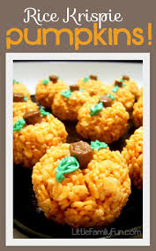 rice krispie treats for thanksgiving best 20 rice krispie pumpkins ideas on pinterest rice crispy