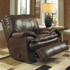 Catnapper Reclining Sofas by Catnapper Perez Rocker Recliner In Chestnut Local Furniture Outlet