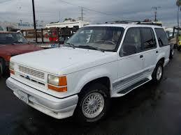 Ford Explorer 1993 - 1993 ford explorer no reserve