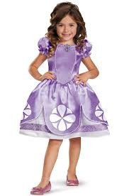toddler girl costumes disney sofia the sofia classic toddler costume