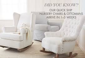 Glider Chairs For Nursery Upholstered Chairs Glider Chairs Nursing Chairs U0026 Ottomans