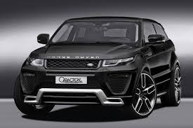 mini range rover black official caractere exclusive range rover gtspirit