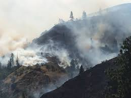 Wildfire Carson Wa by Columbia River Gorge Wildfire 275 Households Told To Flee The