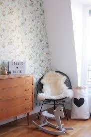 chambre vintage fille chambre fille vintage retro romantique vert menthe