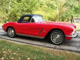 1962 corvette pics 1962 corvette convertible for sale ohio 1962 corvette