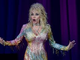 dolly parton wedding dress dolly parton laughs rumours as she renews wedding vows