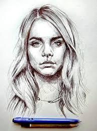 25 beautiful pencil portrait ideas on pinterest pencil portrait