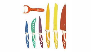 royal koch colourful 6 piece knife set
