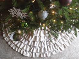 small 36 ruffled tree skirt 3 with cheap 2 by brynnicholle