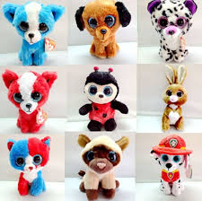 aliexpress buy 1pcs ty beanie boos plush christmas toy doll