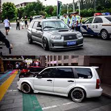 widebody subaru forester images and videos tagged with karltonflare on instagram imgrid