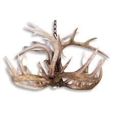 Deer Antler Chandelier Canada Boivin Lampiste Antlers Chandeliers