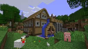 notch minecraft house 9141