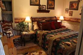 western bedroom iron stone acres bed and breakfast