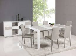 Modern Dining Room Furniture Sets Dining Room Unique Round Table Modern As Rectangular Wood Pc And