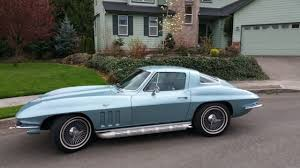 1966 corvette specs 1966 corvette coupe trophy blue black 327 350 hp 4 sp 50k original