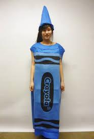 crayon halloween costumes blue crayola crayon costumecreative costumes