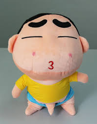 sinchan sin chan yellow