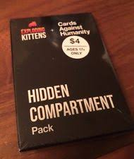 cards against humanity reject pack cards against humanity ebay