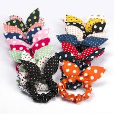 hair bands for women hair tie bands cinra 10 pcs rabbit ear