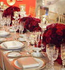 download red wedding decorations reception wedding corners