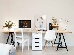 long gaming desk quick easy diy desk ideas projects apartment therapy