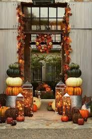 Fall Outdoor Decorations Pinterest