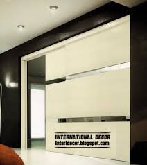 slide door design modern sliding door designs wide for office room