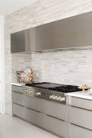 modern backsplash for kitchen kitchen of the day contemporary black white kitchen stainless