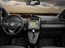 toyota verso 2010 pictures information u0026 specs