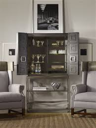 Mirrored Bar Cabinet Knickerboker Bar Cabinet W717bc Our Products Vanguard Furniture
