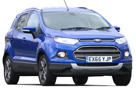 suv ford ford ecosport suv reliability u0026 safety carbuyer