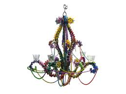 mardi gras bead chandelier mardi gras bead chandelier your event delivered