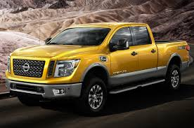 nissan truck titan 2017 motortrend tests peg diesel titan xd at 20 8 mpg highway 95 octane