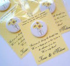 sunflower wedding favors chocolate covered sunflower seeds as wedding favors catherine
