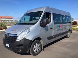 opel movano about us sicily shuttle service